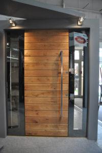 Drzwi drewniane Parmax, model X-Faktor